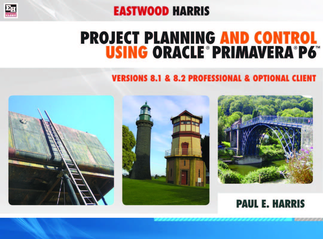 Version 8 2 eastwood harris project management training materials