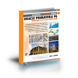 ISBN 978-1-921059-98-8 (1-921059-98-2) - Planning and Control Using Oracle Primavera P6 - Versions 8.2 & 8.3 EPPM Web - A4 - Spiral